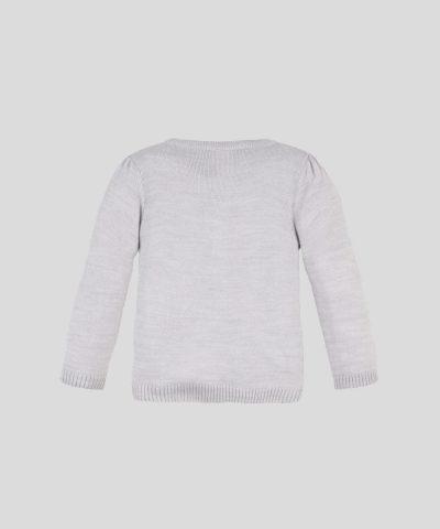 Пуловер с дъга