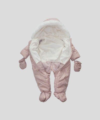 Водоустойчив космонавт със звездички