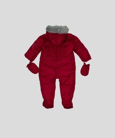Водоустойчив космонавт в червен цвят