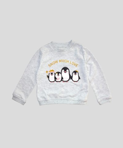 Суитчър с пингвини