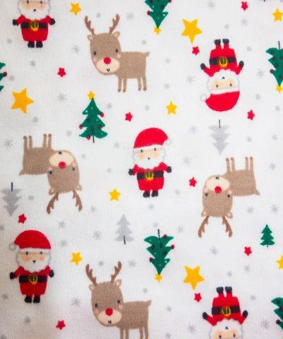 Комплект 2бр Коледни бодита / Дядо Коледа