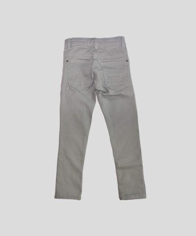 Детски панталон в сив цвят за момче
