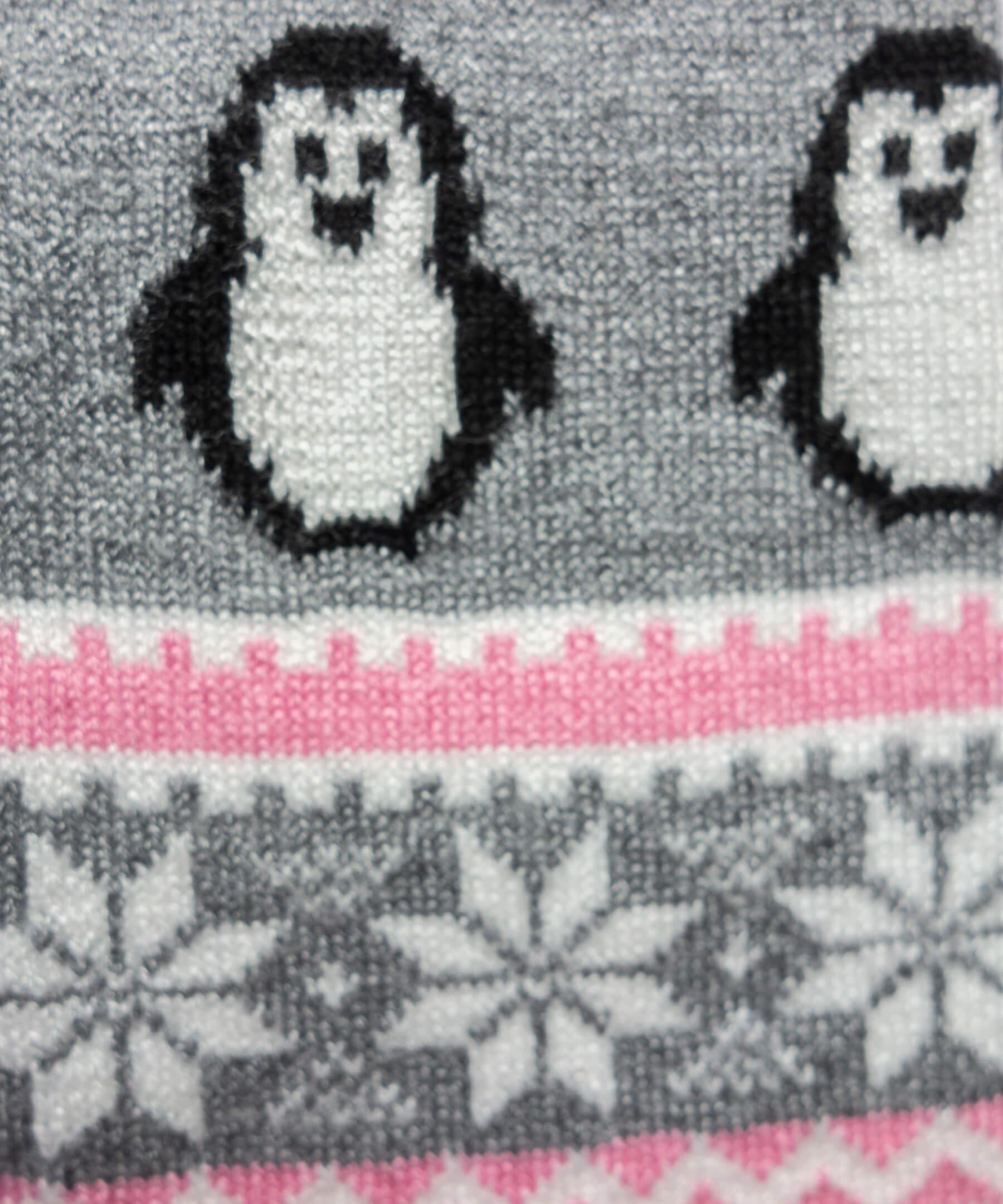 f1960c355ff Плетен клин със снежинки и пингвини | just KIDDING