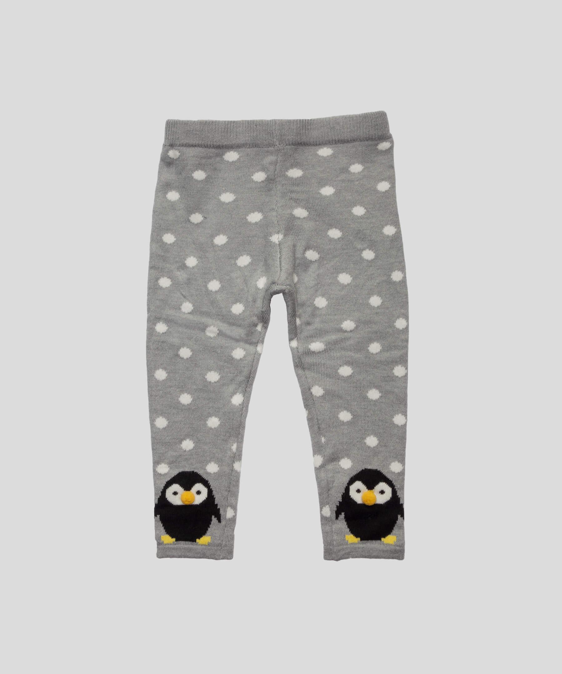 ff278ed2d23 Плетен клин с пингвини | just KIDDING