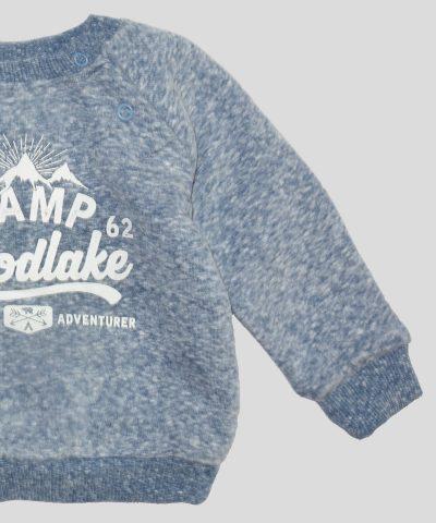 Суитчър CAMP Woodlake за момче