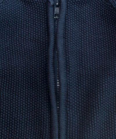 Бебешка памучна жилетка с цип