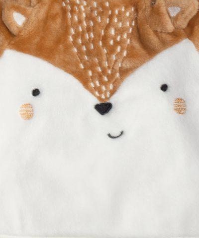 Бебешка термо блуза с лисица