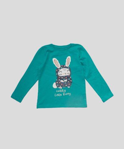 Детски комплект от 3 части Bunny за момиче
