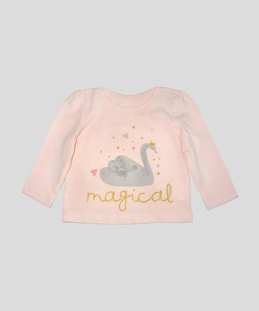 бебешка блуза magical за момиче