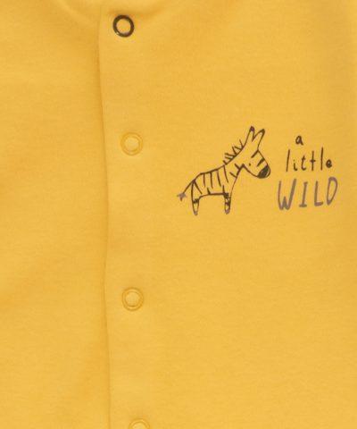 бебешки гащеризон Little wild