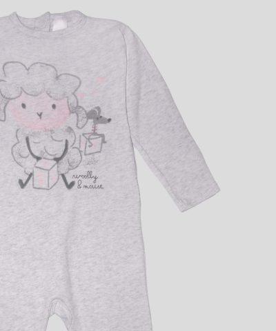 бебешки и детски гащеризон с овца
