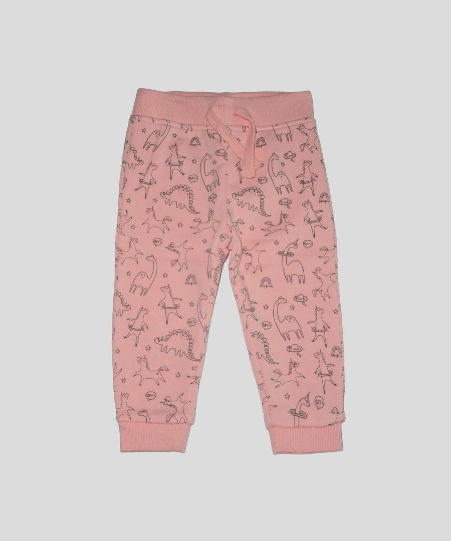 бебешки ватиран спортен панталон
