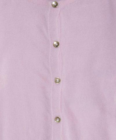 детско болеро в бледо лилав цвят за момиче