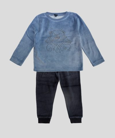 детски плюшен комплект Мече Graow за момче