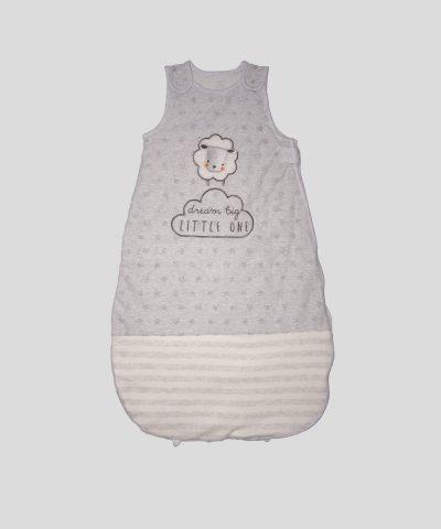 летен бебешки спален чувал с овца 1.5тог