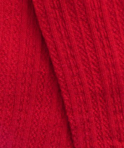 Бебешки чорапогащник в червен цвят