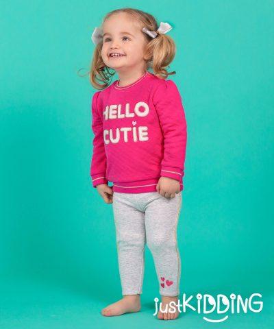 бебешки комплект Hello Cutie