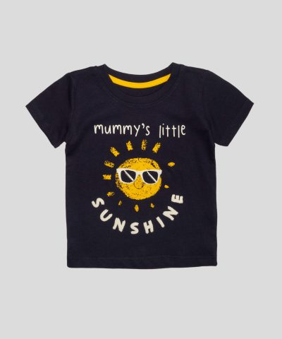 бебешка и детска Тениска mummy's little sunshine
