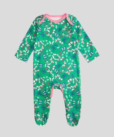 бебешки и детски гащеризон с пеперуди