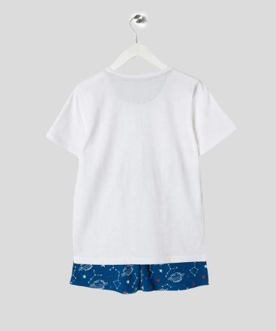 бебешки комплект тениска и панталонки space