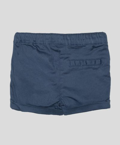 бебешки и детски къси панталонки в тъмносин цвят