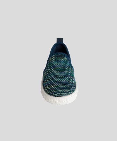 Мокасини от текстил за деца и бебета