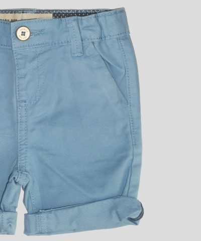 бебешки и детски къси панталонки (бермуди) в син цвят