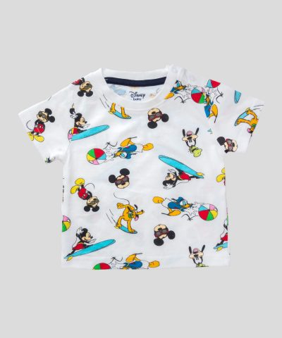 Бебешки и детски комплект Мики Маус и приятели за момче
