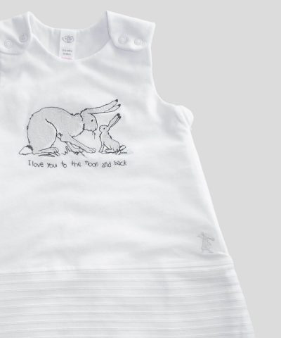 бебешки спален чувал със зайчета 1.5тог