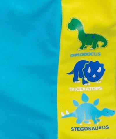 бебешки и детски бански с динозаври за момче