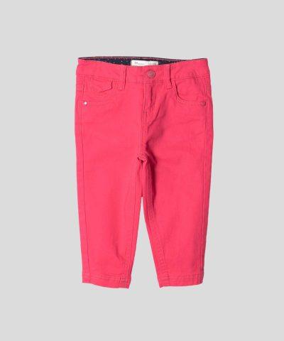 бебешки и детски Панталон в цвят циклама за момиче