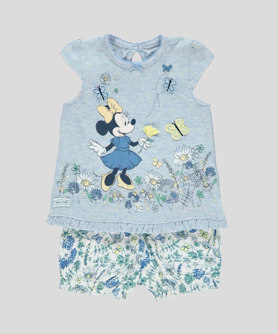 бебешки комплект Мини Маус за момиченца