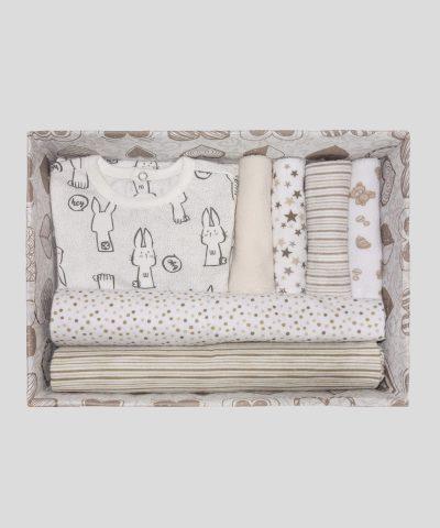 подаръчна кутия за новородено #2 за бебе момиче или бебе момче