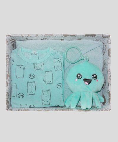 подаръчна кутия за новородено #3 за бебе момиче или бебе момче