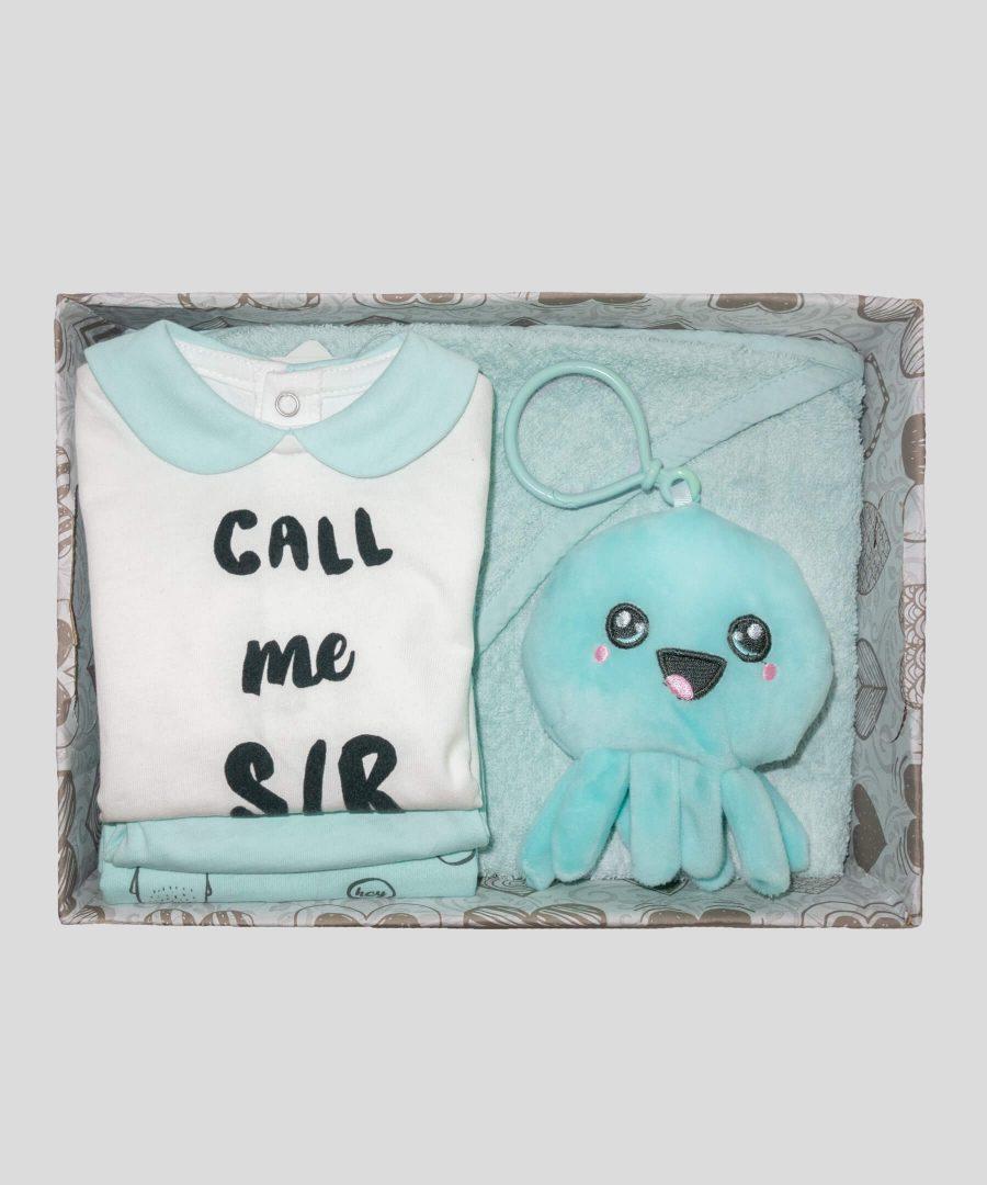 подаръчна кутия за новородено #5 за бебе момче