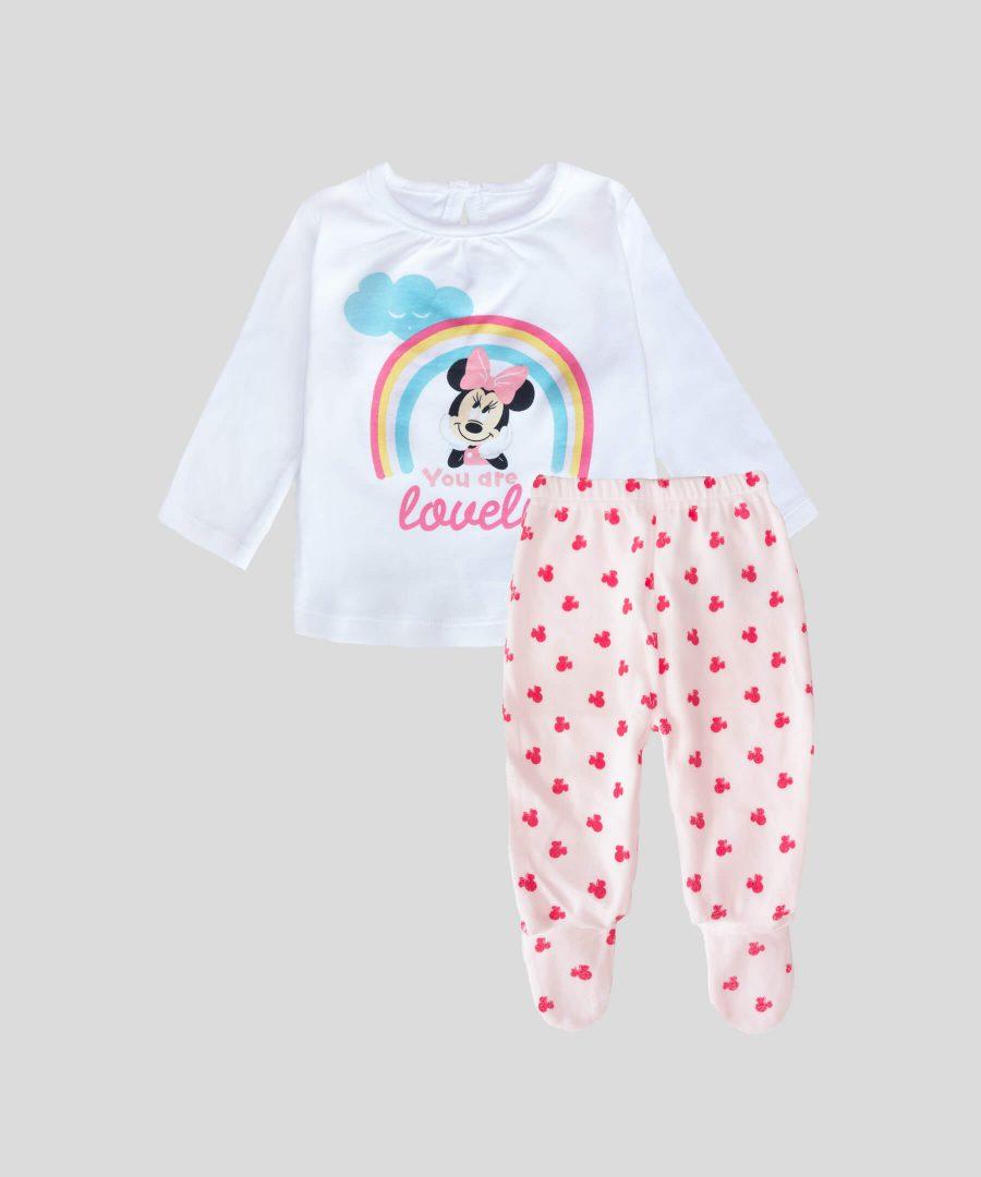 бебешки комплект lovely Мини Маус