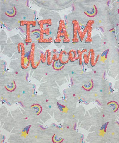 Детска Блуза Team unicorn за момиче