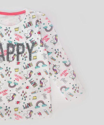 Детска Блуза Happy за момиче