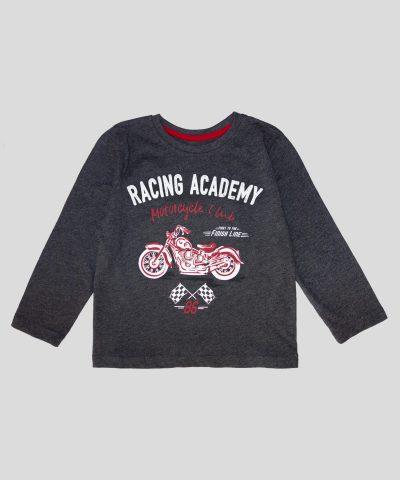 Детска блуза с мотор за момче