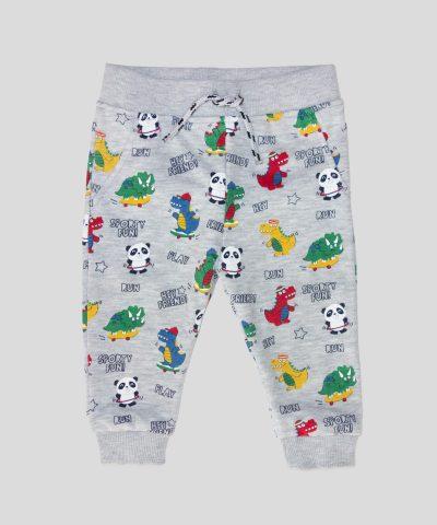 бебешки ватиран панталон hey friend за момче