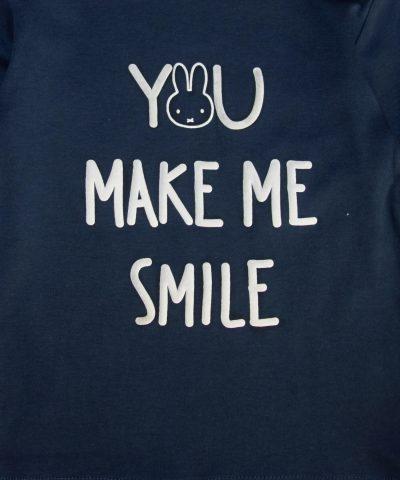 Бебешка Пижама Miffy от био памук за момче