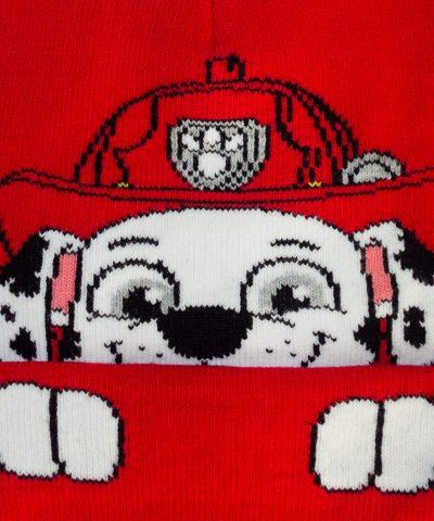 Комплект шапка и ръкавици Paw Patrol