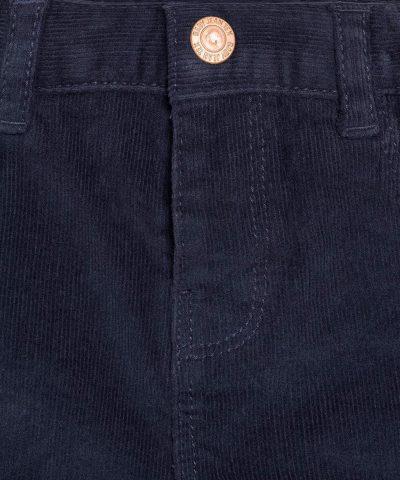 Бебешки тъмносини джинси за момче