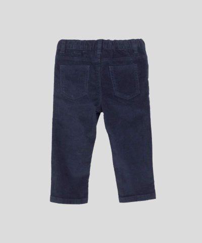 Момчешки джинси в тъмносин цвят