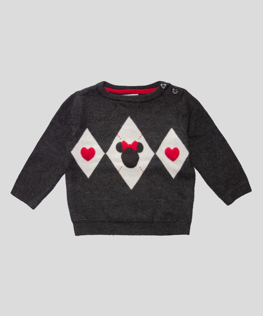 Пуловер Мини Маус
