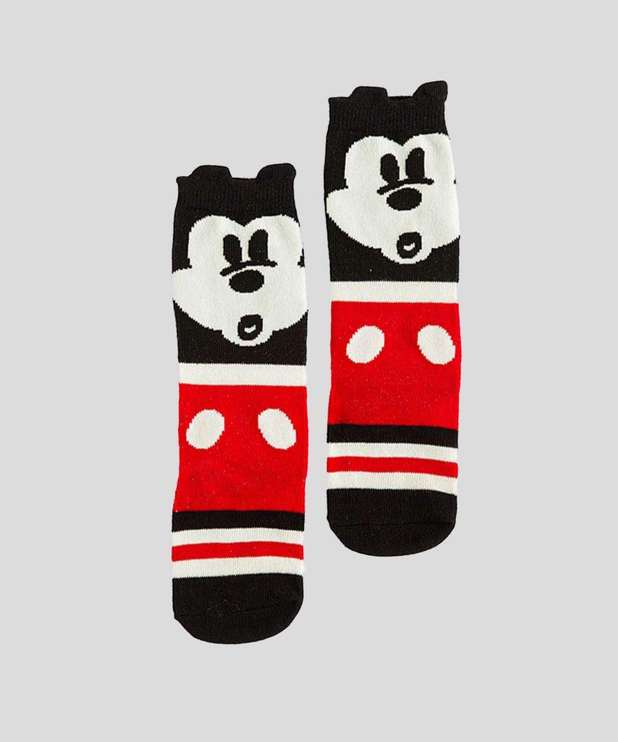 Високи чорапи Мики Маус