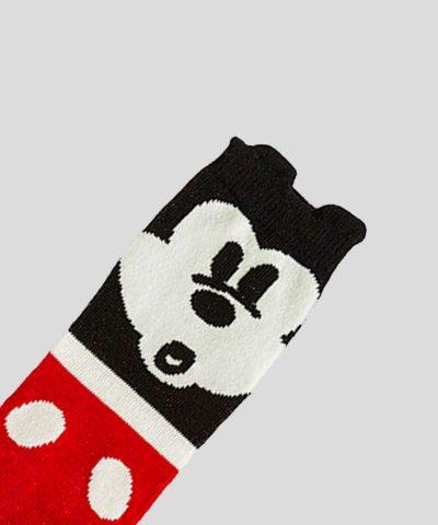 Бебешки и детски високи чорапи Мики Маус