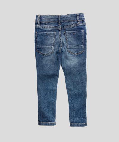 Момчешки дънки в син цвят