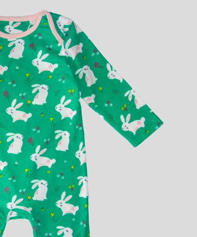 бебешки гащеризонсъс зайчета
