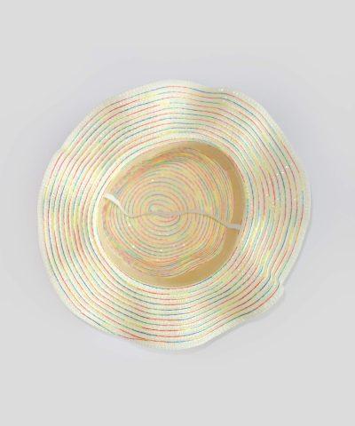 Детска сламена шапка за слънце